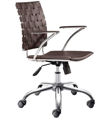 Criss-Cross Computer Chair