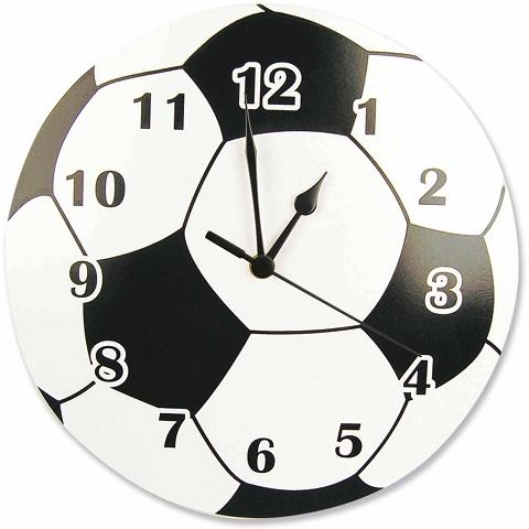 Sports Kid's Clock