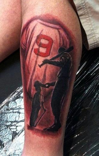 sportsman-dad-tattoo