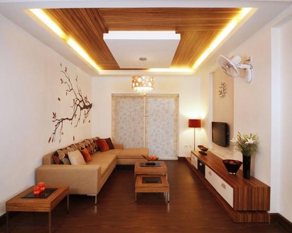 Pop Ceilings for Living Room