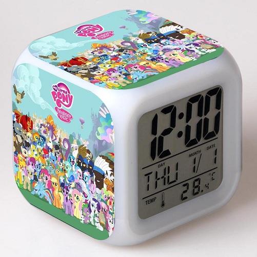 Kids LED Clock