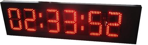 Sports LED Clock