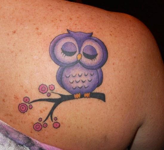 owl tattoo designs 3