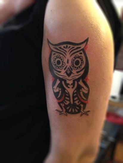 owl tattoo designs 2