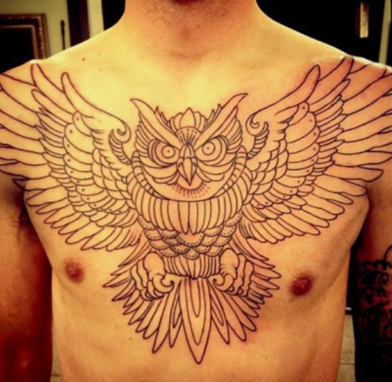 owl tattoo designs 4