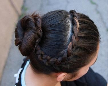 French Braid Hairstyles14