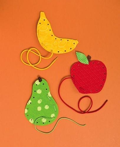 Fruit Lacing Craft
