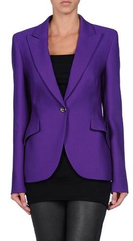 purple blazers