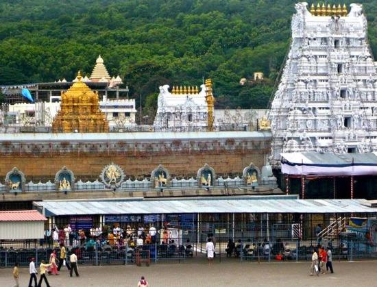 Tirupati Balaji, Andhra Pradesh