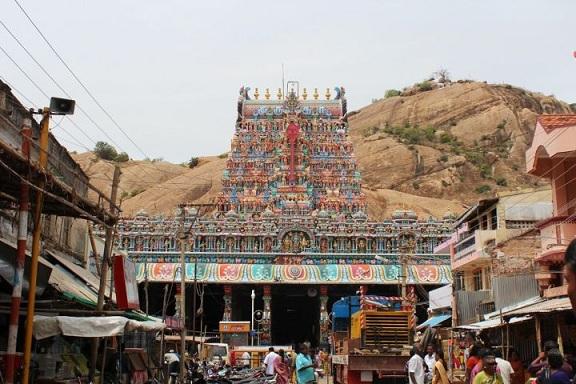 Thiruparankundram Temple