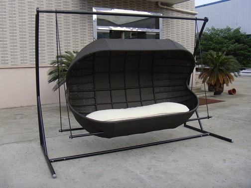 Shell Cane Chair