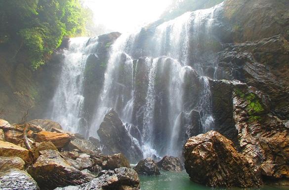 waterfalls in karnataka