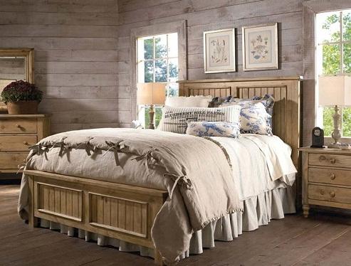 Vintage Designed couple Bedroom