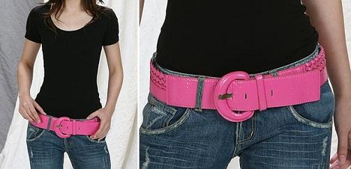 Women's Casual Belt