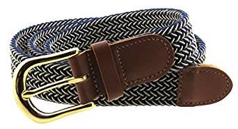 Striped Belt for Jeans