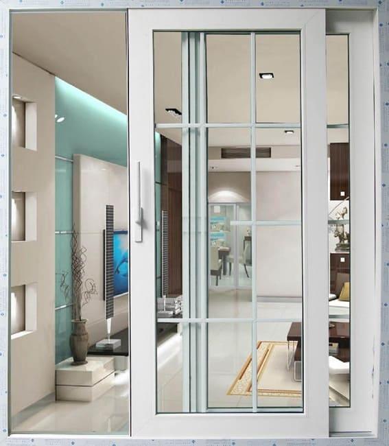 uPVC Aluminium Door