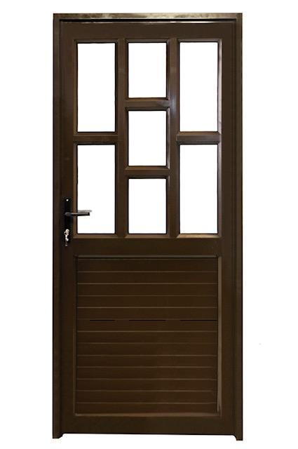 Bronze Aluminium Doors