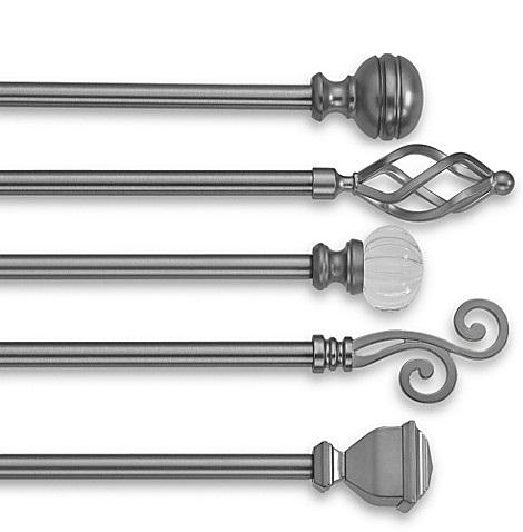 Curtain Rod Designs 1