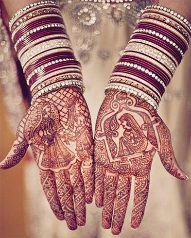Bridal Designer Mehandi