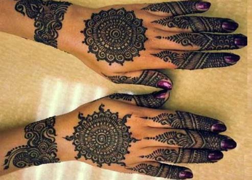 Traditional Circular Designs