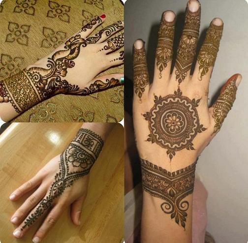 Bangle Style Designer Mehandi