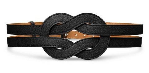 Dual Mix Women's Hermes Belt