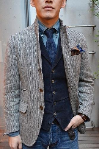 Semi-formal sports blazer