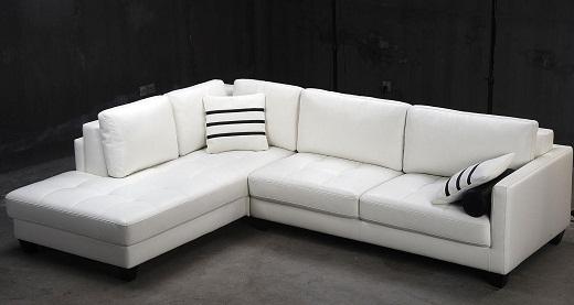 Straight-lined Sofa