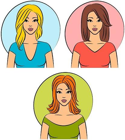 Medium Length Straight Hairstyles Main