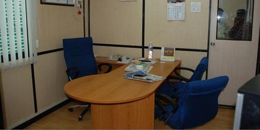 Entrepreneurs Office Cabins
