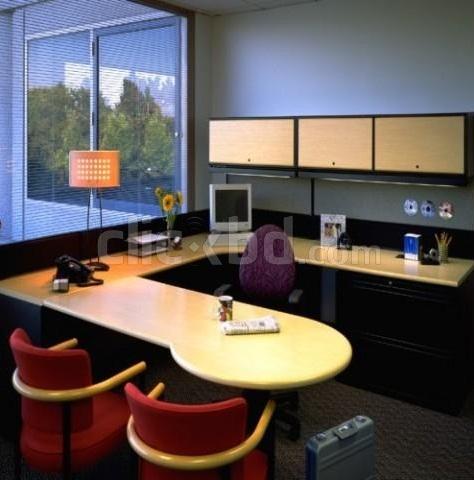Distinct Office Cabins