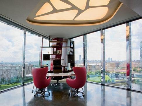 Unique Office Interiors