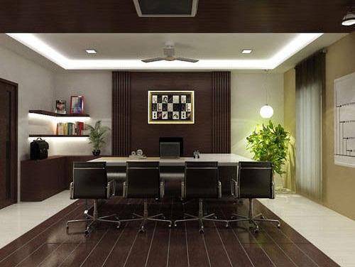 Classy Office Interiors