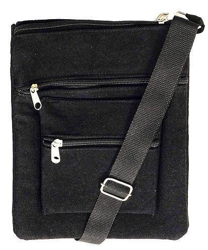Multi Pocket Side Bag