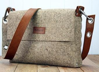 Felt Side Bag