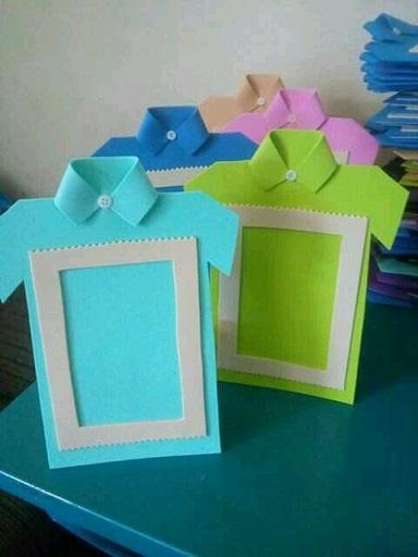 School Crafts Photo Frame