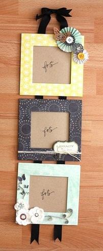 Multiple Photo Frames Craft