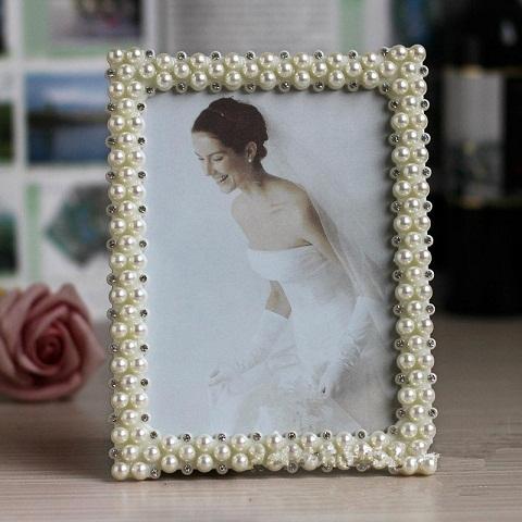 Pearl Photo Frame Craft