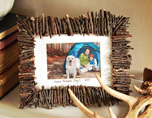 Twig Frame Craft