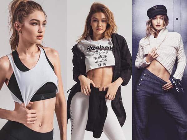 Gigi Hadid without Makeup 7
