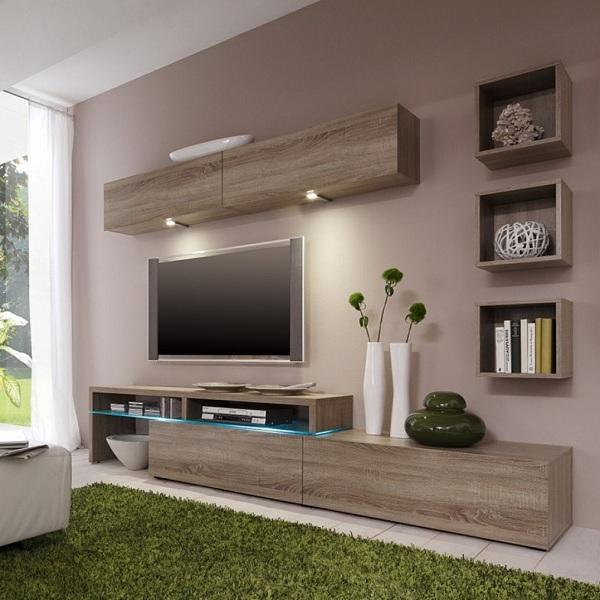Minimal Showcase Design For Hall
