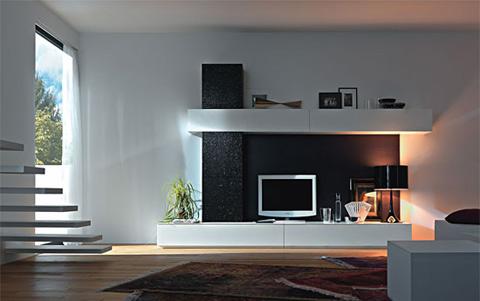 Living Room Tv Showcase Design