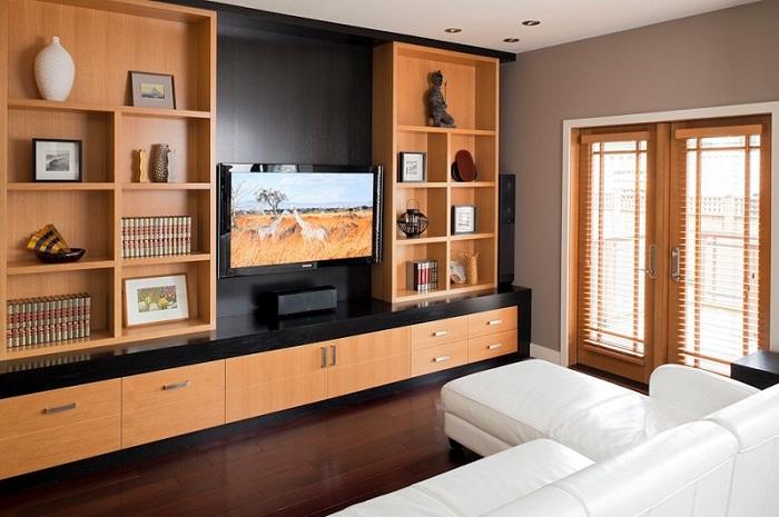 Hall Showcase Furniture Design
