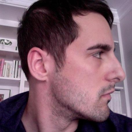 3 Day Stubble Beard