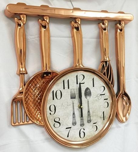 Kitchen Clock Design
