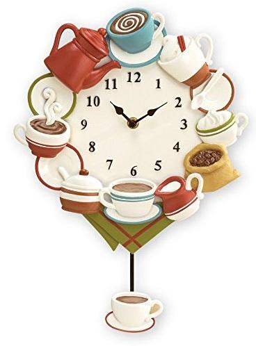 Pendulum Kitchen Clock
