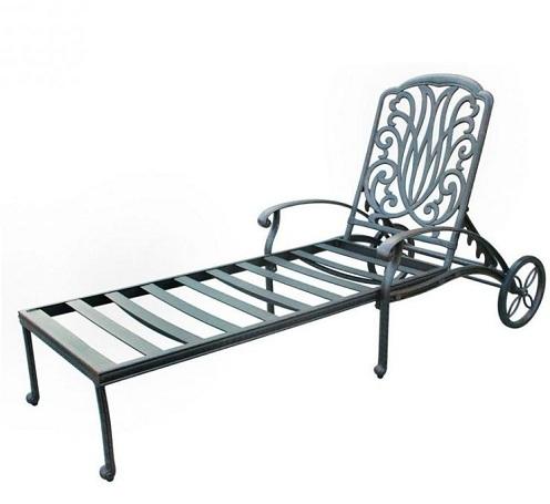Aluminium Lounge Chair