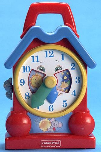 Kids Musical Clock