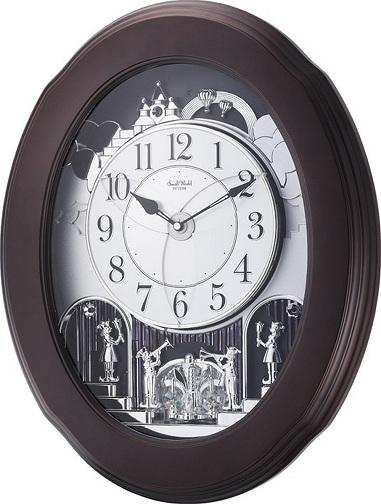 Musical Nostalgia Clock