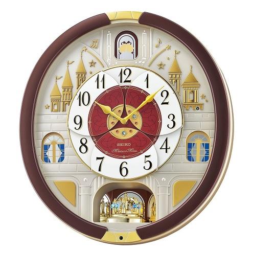 Melody Musical Clock